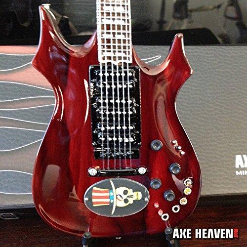 AXE HEAVEN JG-406 Jerry Garcia Signature Top Hat Mini Guitar
