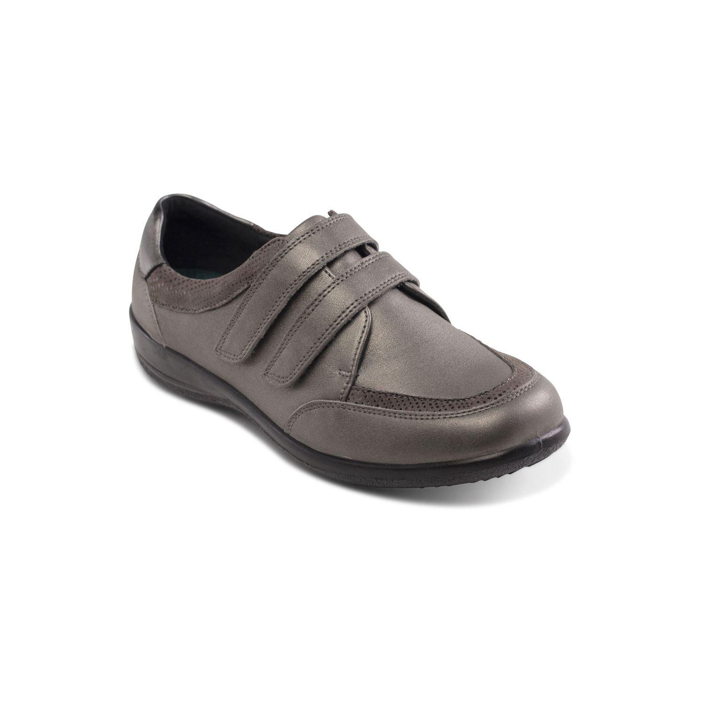 Padders Mocasines Para Mujer, Color Gris, Talla 38: Amazon.es: Zapatos y complementos