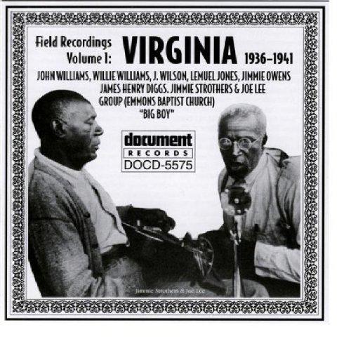 Field Recordings, Vol. 1: Virginia (1936-1941) by John Henry