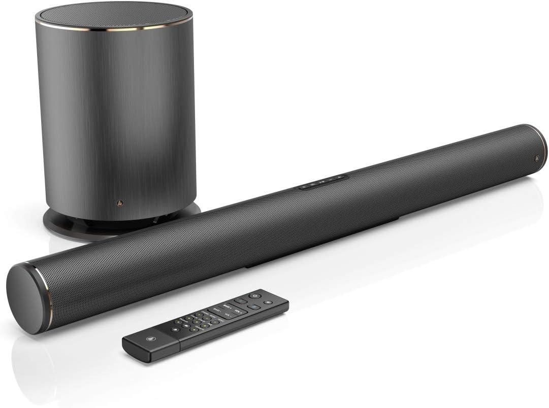 Smart TV Barra de Sonido 2.1