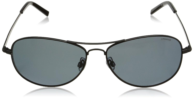 Polaroid Sonnenbrille PLD 1004/S C3 003 61 (61 mm) NERO OPACO, 61