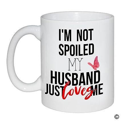 Amazon Com Msmr Funny Mug White Coffee Mug Quotes Mug I M Not