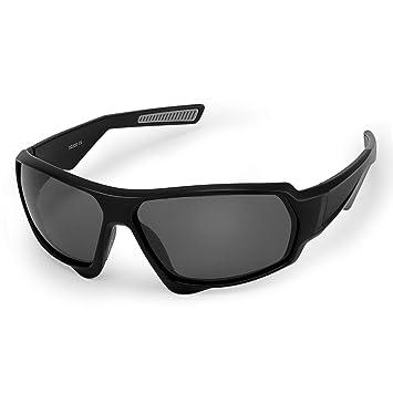 Gafas de Sol Deportivas Polarizadas, CHEREEKI Ultralight Conducción de Gafas de Sol con UV400 Anti