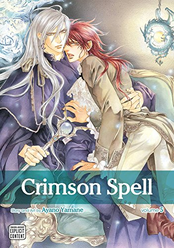 Crimson Spell, Vol. 5 [Yamane, Ayano] (Tapa Blanda)