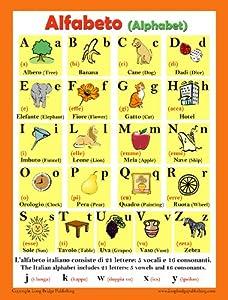 17 Best Italian Alphabet images   Italian alphabet ...  Italian Language Chart