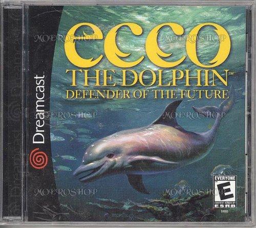 Ecco Dolphin Defender Future Sega Dreamcast