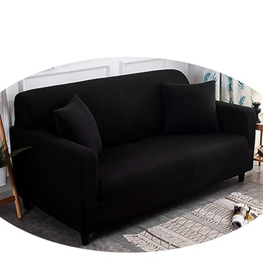Funda de sofá elástica Universal para sillones de 1 Plaza ...