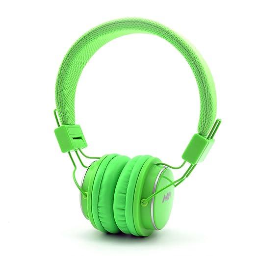 175 opinioni per GranVela® Q8 [11 colori] Bluetooth Stereo Pieghevole On Ear Cuffie con Micro SD