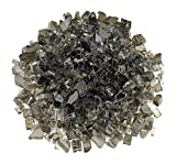 American Fireglass 1/2'' Bronze Fire Glass, 55 lb. Bag