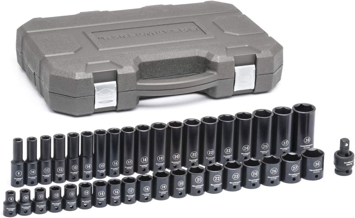 Gearwrench 39-Piece 1/2