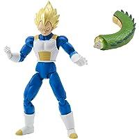 Dragon Ball - Figura Deluxe Vegeta Super Sayan (Bandai 35860)