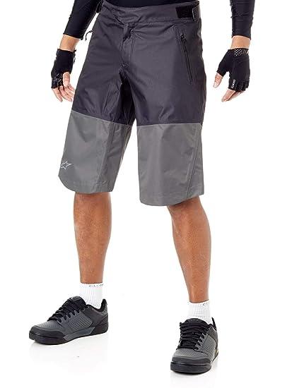 Provided Alpinestars Tahoe Waterproof Mens Cycling Shorts Grey Sporting Goods Shorts
