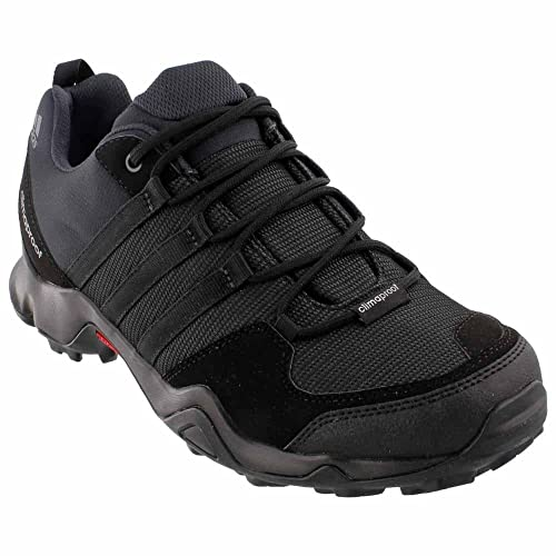 adidas AX2 Climaproof Mens Hiking Shoe 11 Black/Granite/Dark Grey