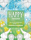 Happy Coloring Book: The Secret To Creating More Through Color (Coloring Books) (Volume 3)