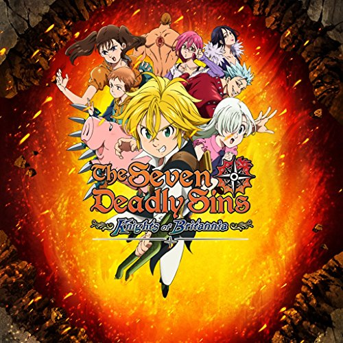 The Seven Deadly Sins: Knights of Britannia  - PS4 [Digital Code] by BANDAI NAMCO GAMES AMERICA INC.