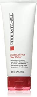 product image for Paul Mitchell Flexible Style Wax Works Gel, 6.8 Fl Oz