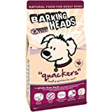 Barking Heads Dog Food Quackers Grain Free Duck 2kg