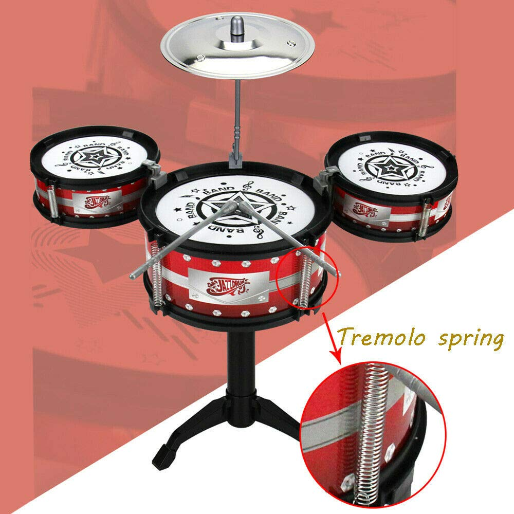 Shelf Drum toy Baby Girls Boys Music Toys Infant Playing Type Toys For Kids