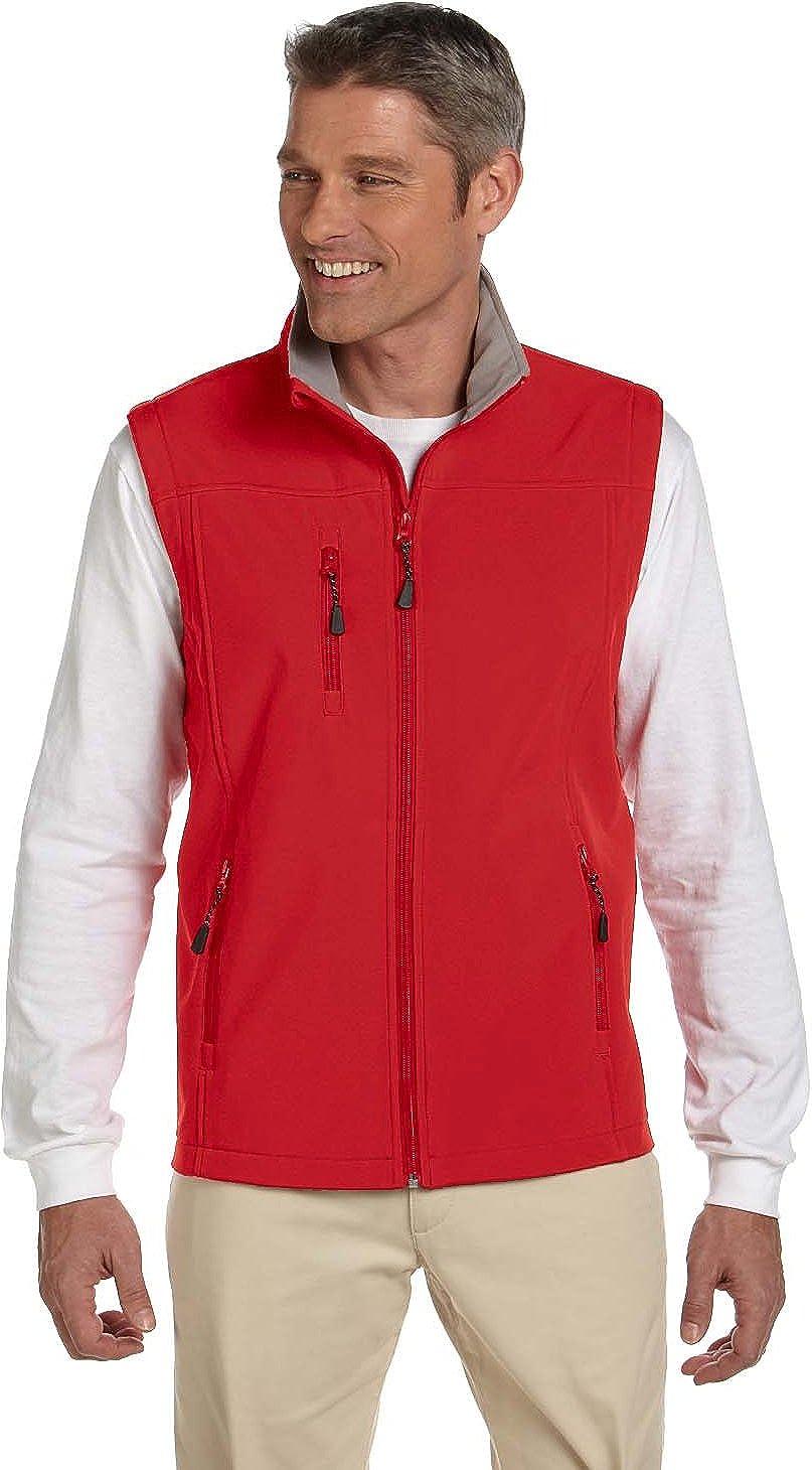 Devon & Jones Mens Soft Shell Vest (D996)