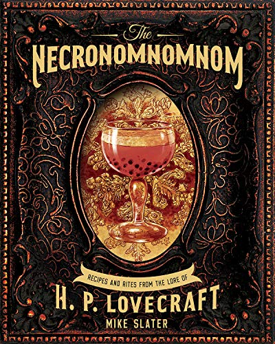 Halloween Alcoholic Beverages Recipe (The Necronomnomnom: Recipes and Rites from the Lore of H. P.)