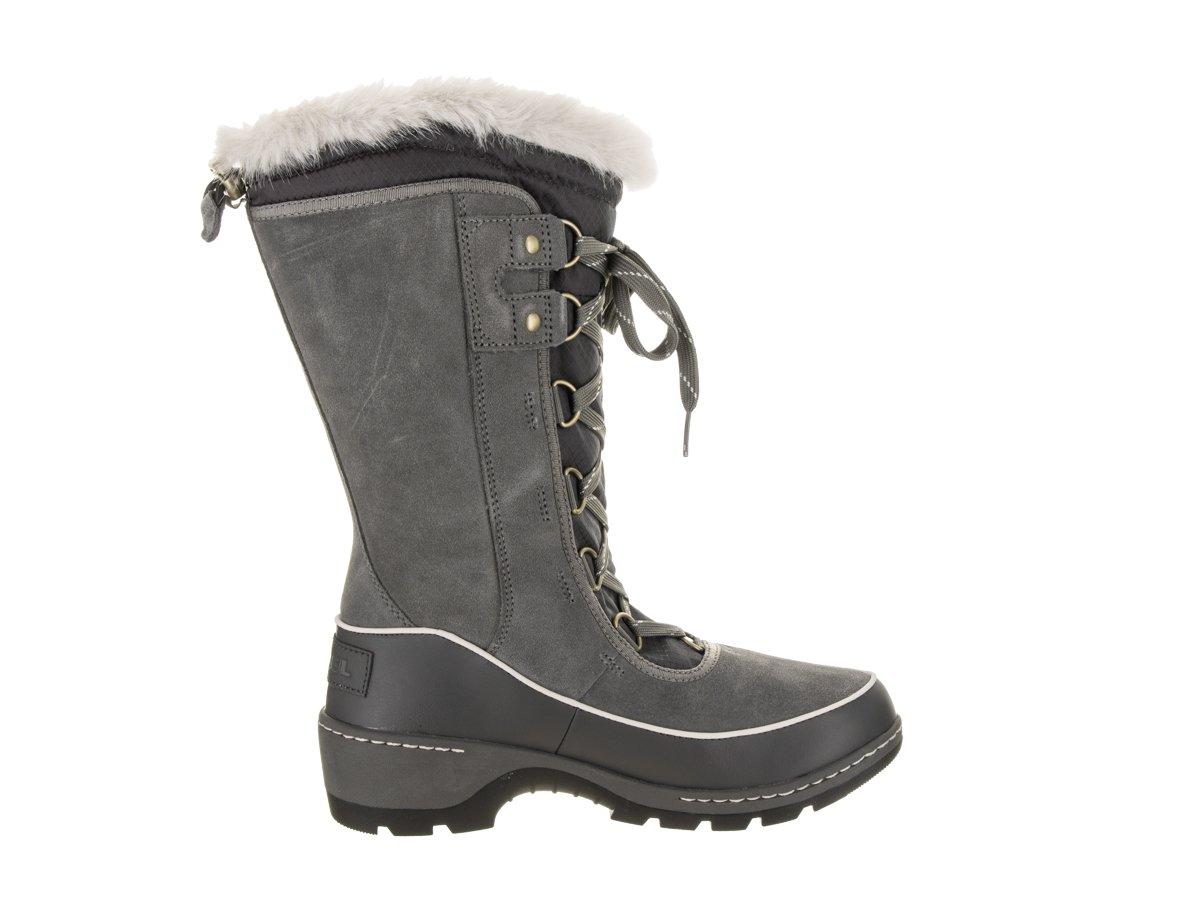 Sorel W's Tivoli III High Boots Quarry/Cloud Grey 8