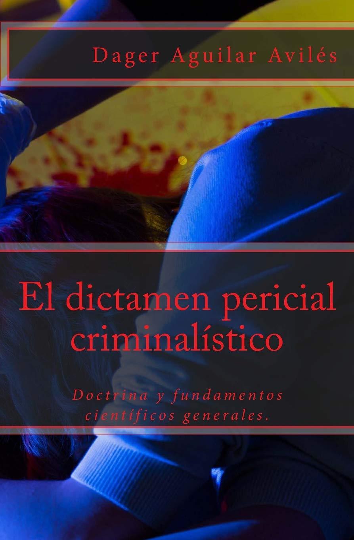 Ebook dictamen criminologico