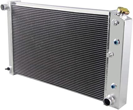 "1978 1979 1980 1981 1982 1983 1984-85 El Camino 2 Core Radiator /& 12/"" Fan Combo"