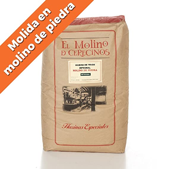 "Harina de Trigo Integral ""MOLINO DE PIEDRA"" ..."