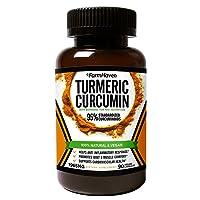 Deals on Turmeric Curcumin w/BioPerine Black Pepper & 95% Curcuminoids