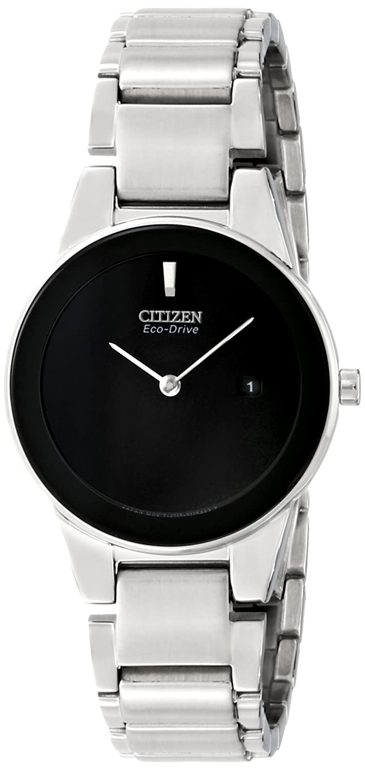Citizen Women s Eco-Drive Stainless Steel Axiom Watch