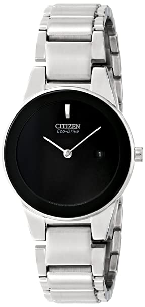 You may want to see this photo of Citizen GA1050-51E