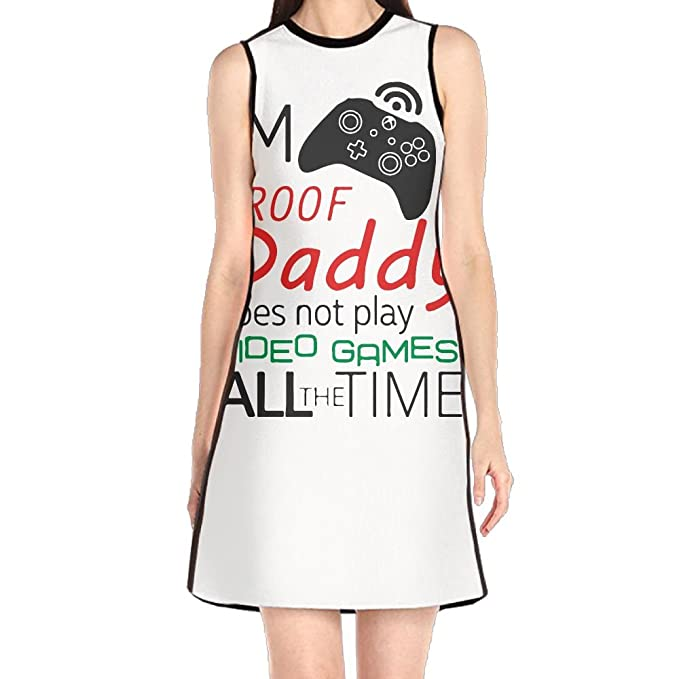 Amazon.com: Newborn Infant Baby Boys Girls Proof Daddy Does Not Play Video Games All The Time Sleeveless Romper Jumpsuit Pajamas Outfit: Clothing