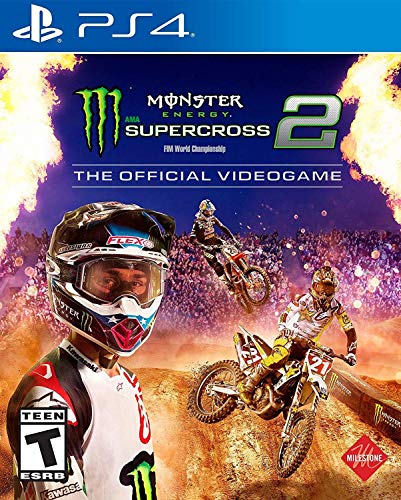 Monster Energy Supercross - The Official Videogame 2 Day One Edition
