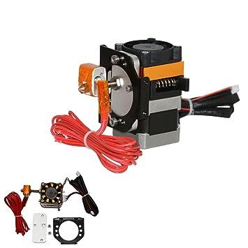 Ils - Abra el Molde plástico 1.75mm 0.4mm MK8 Extrusora + Motor ...