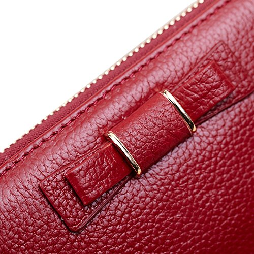 Sweetmeet - Cartera de mano mujer - granate (Wine red)