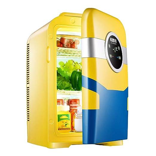 Mini Refrigerador del Coche 22l, PequeñO Hogar De Una Sola Puerta ...