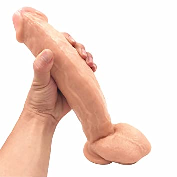 Huge dick on small guy