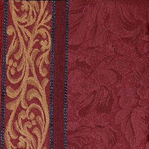 Prestige Furnishings Futon Cover - Premium Cotton Print Q13 - Handmade in USA - Queen (60