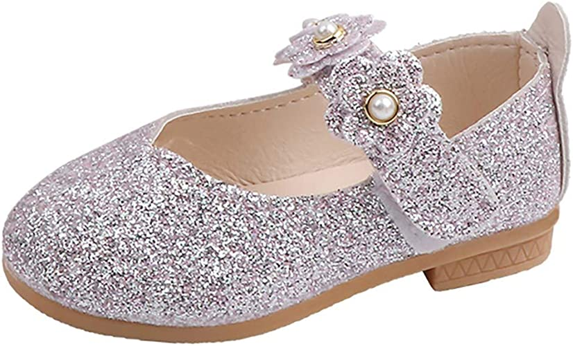 DAY8 Chaussures Fille Pas Cher Automne Chaussure Princesse