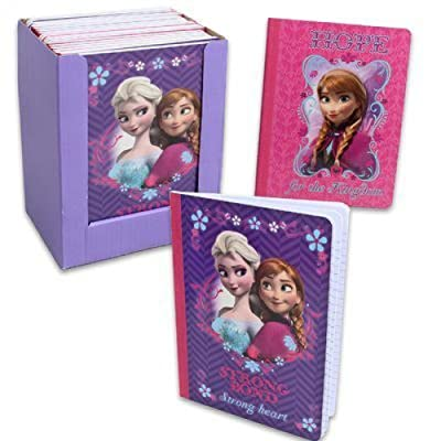 Frozen Disney Composition Book - 1 of 2 Assorted Prints: Toys & Games