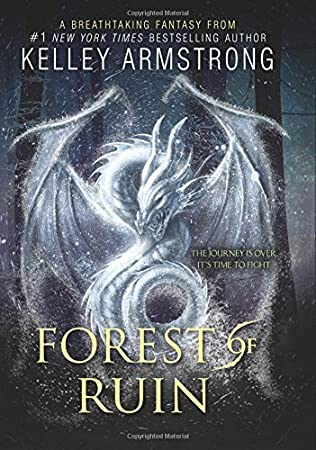 book cover of Forest of Ruin