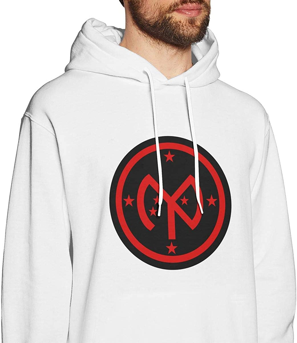 27th Infantry Division SSI Mens Hooded Sweatshirt Theme Printed Fashion Hoodie