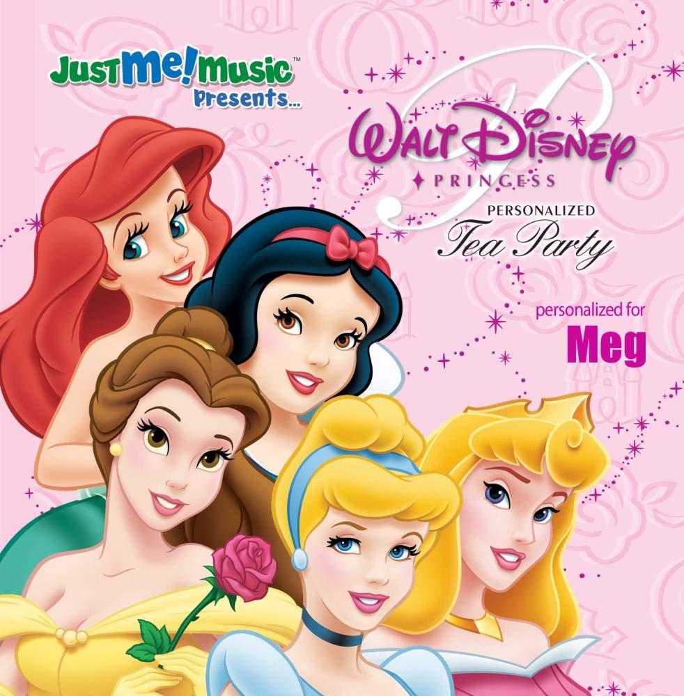 Disney Princesses Disney Princess Tea Party Meg Amazon Com Music