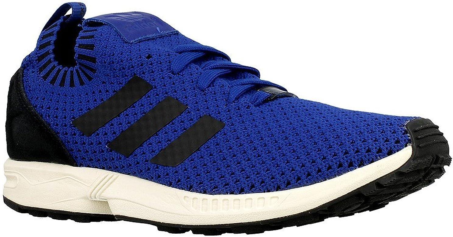 taille 40 62daf 532e1 Adidas - ZX Flux PK - S75974 - Couleur: Bleu-Noir - Pointure ...