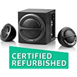 (CERTIFIED REFURBISHED) F&D A110 2.1 Channel Multimedia Speakers