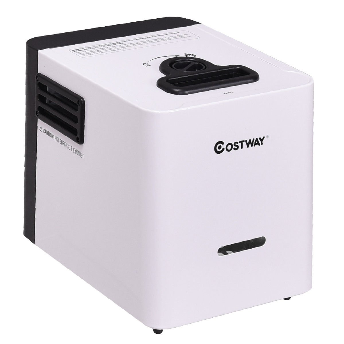 Costway Propane Gas Portable Instant Hot Water