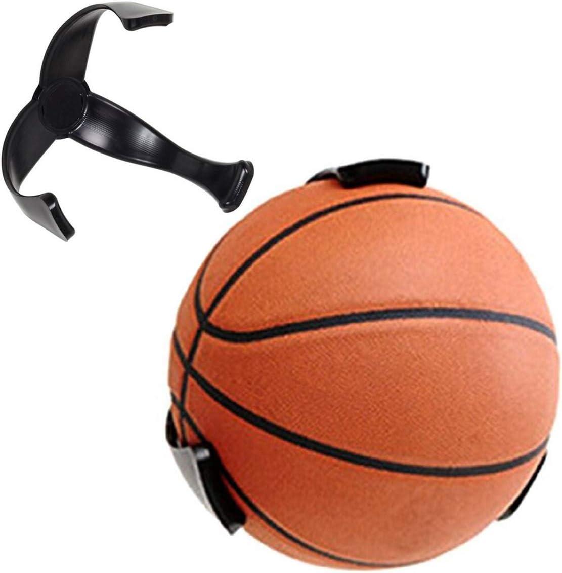 1*Basketball Ball Claw Wall Mount Display Holder Organizer Storage Rack Best UK*