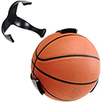 AIFUSI Ball Claws, Wall Mount Basketball Holder Soccer, Football, Volleyball Sports Ball Storage Display Rack Space…