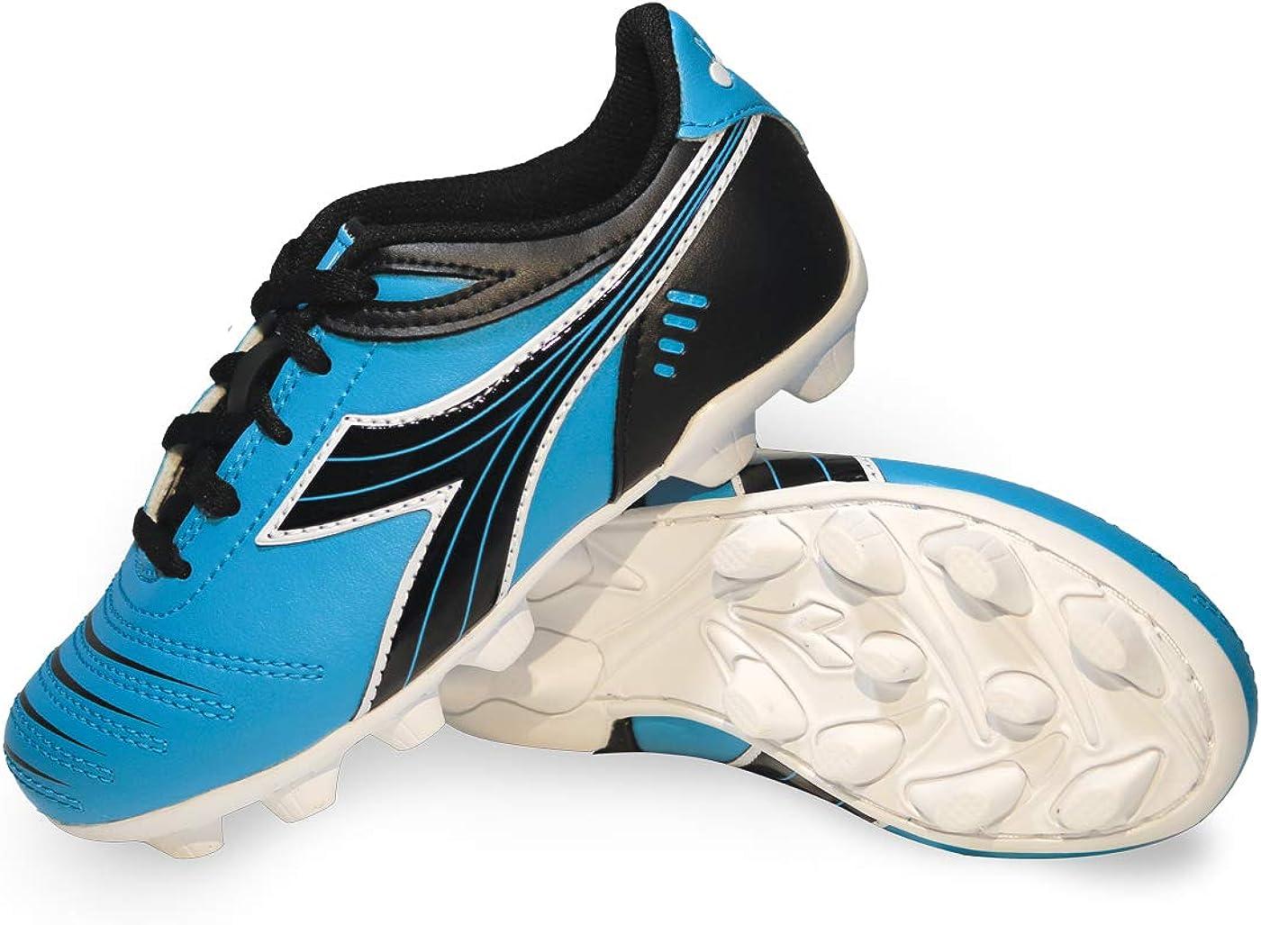 Diadora Kids' Cattura MD Jr Soccer Shoes Outdoor / Indoor Cleats