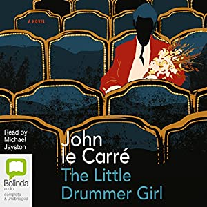 The Little Drummer Girl Audiobook